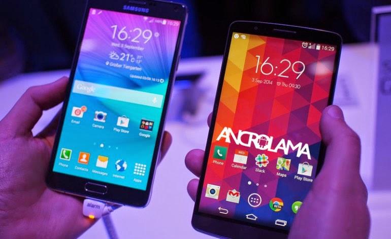 Galaxy Note 4 Benchmark Testi Sonuçlandı
