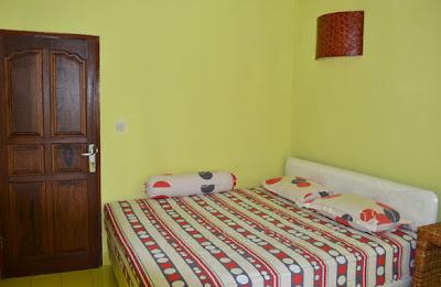 Room at Alola Inn, Padangbai, Bali