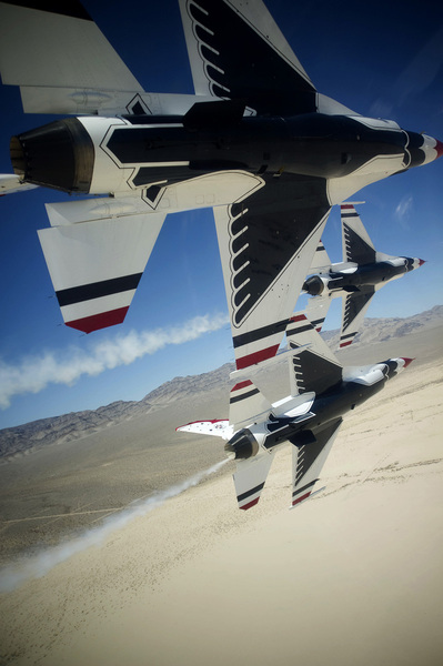 Air Force, Thunderbirds