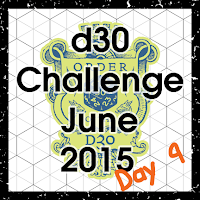 d30 Challenge Day 9
