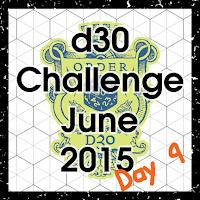 d30 Challenge Day 9