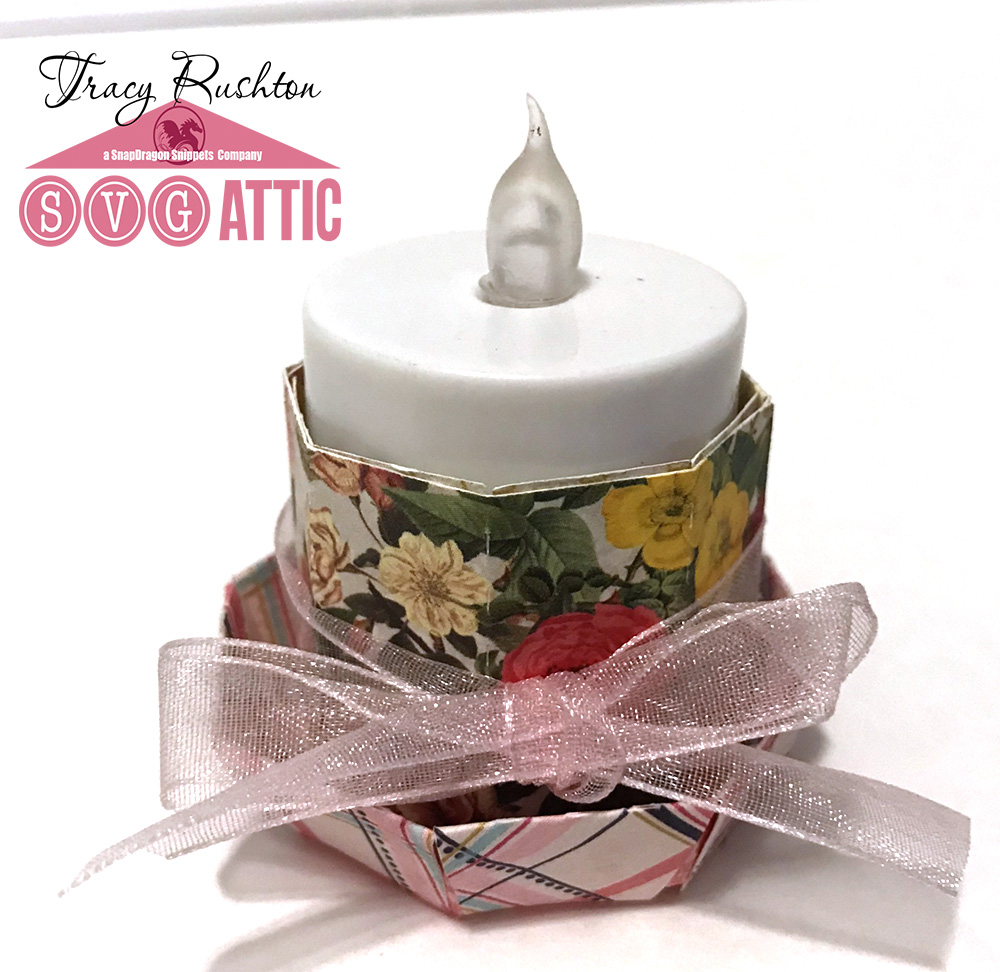 Create beautiful wedding centerpieces and favors with svg