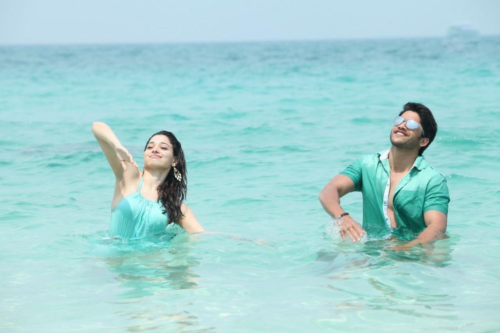 Thadaka Telugu Movie Stills - Tamanna