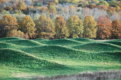 Storm King Wavefield, New Windsor, New York