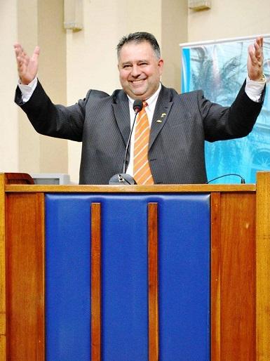 Vereador Admar Pozzobom