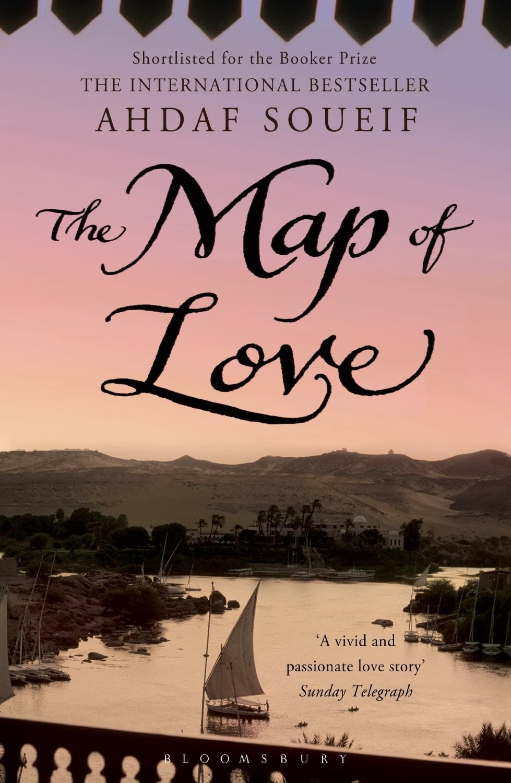 http://www.amazon.co.uk/Map-Love-Ahdaf-Soueif/dp/0747545634/ref=sr_1_1?s=books&ie=UTF8&qid=1392573283&sr=1-1&keywords=the+map+of+love