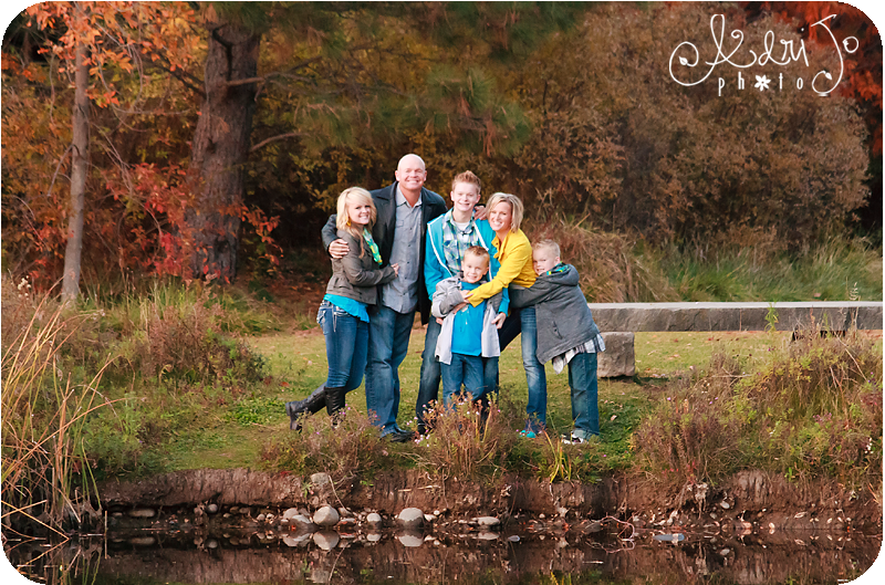 Timeless Family Photos - Boise Idaho Photographer