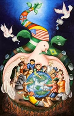 International Peace Poster Winner