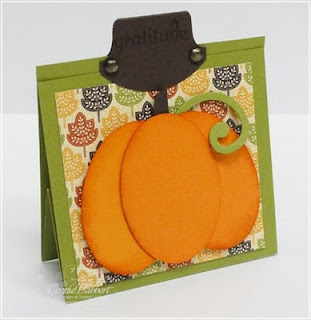 3D Treat Holder by Connie at Stamping 411