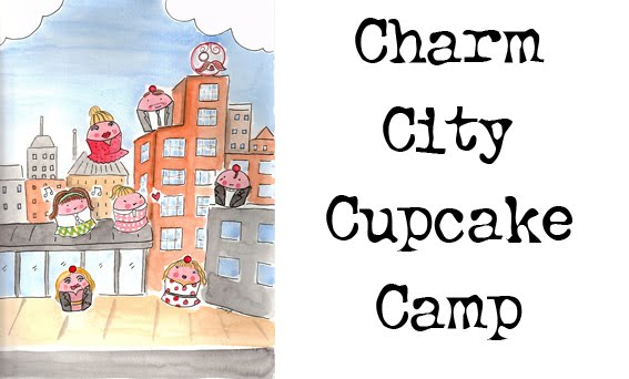 Charm City Cupcake Camp