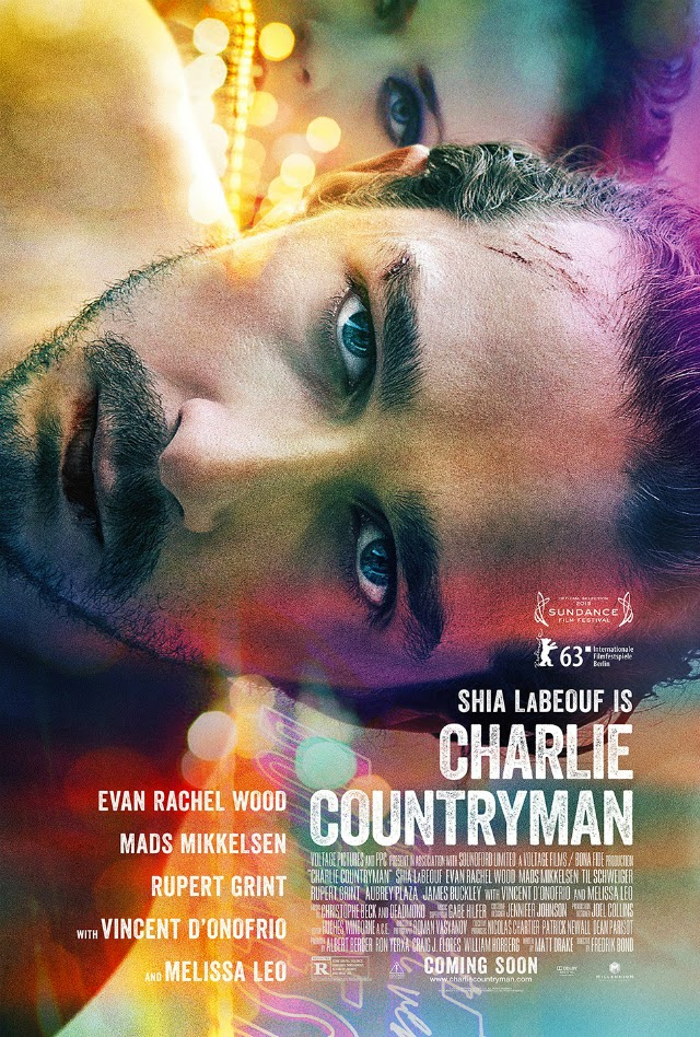 The Necessary Death of Charlie Countryman - Solo Full Películas