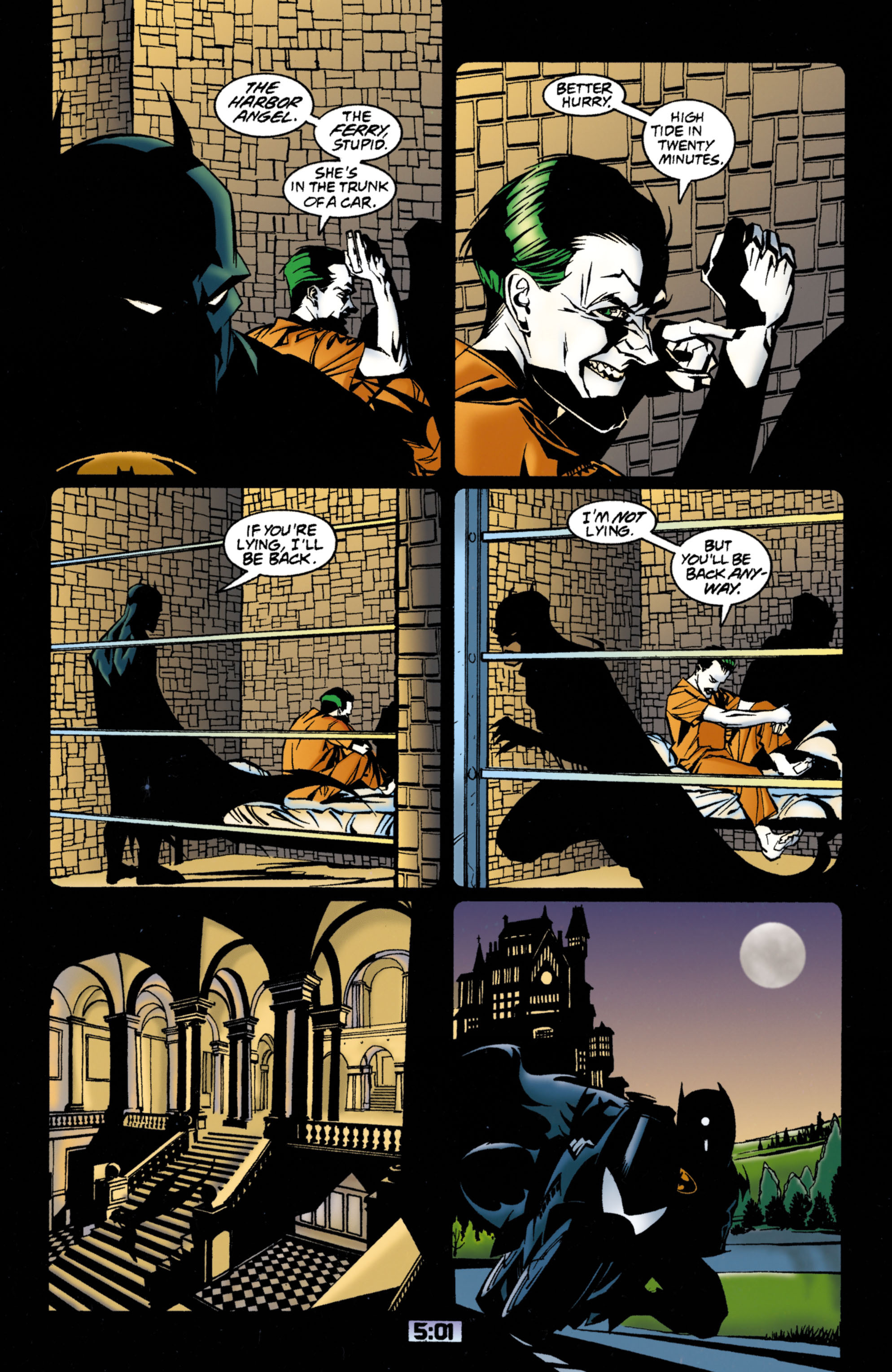 Detective Comics (1937) Issue #726 Page 19
