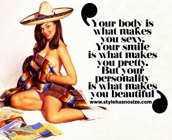 güzelliğim kişiliktendir kişilik dişilik