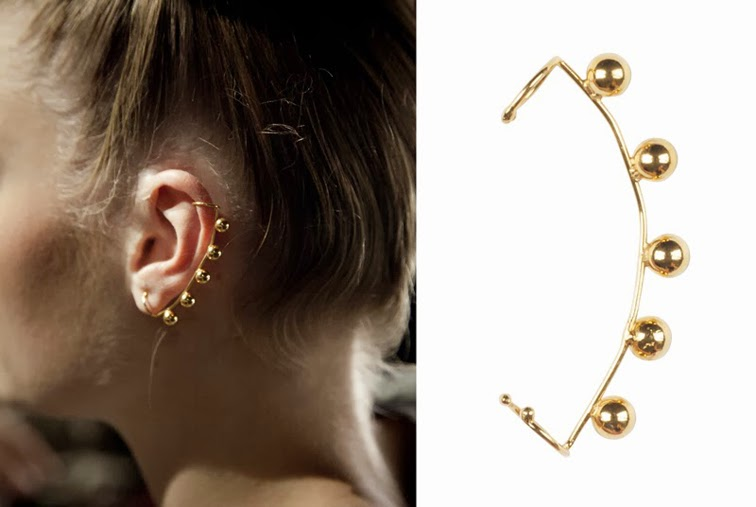 Stine Goya by Trine Tuxen ear cuff