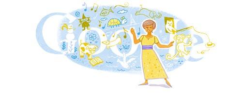 María Elena Walsh's 83rd Birthday