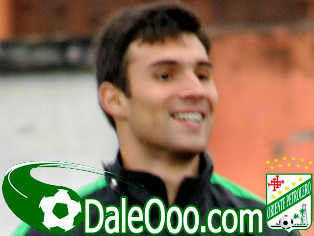 Oriente Petrolero - Danny Bejarano - DaleOoo.com sitio del Club Oriente Petrolero