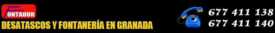 DESATASCOS EN  GRANADA - 677 411 138 - FONTADUR S.L - 24HORAS