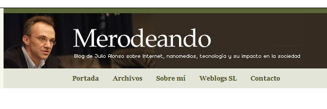 Imagen del Blog de Julio Alonso - http://www.merodeando.com/