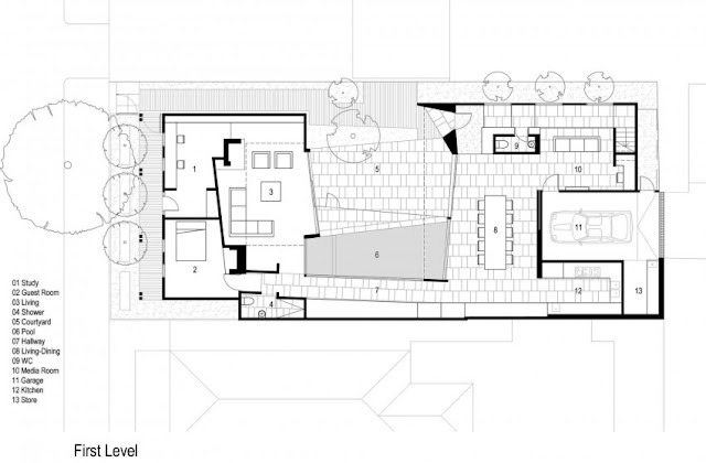 first floor home design plan