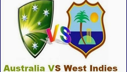 Australia VS West Indies T20