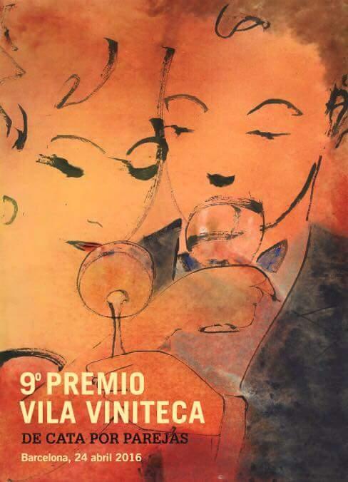 9° Premio vilaviniteca de cata por parejas