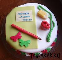 Koulunalku-kakku 2011