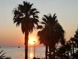 Güneşin batışı ve ben mutluyum...
