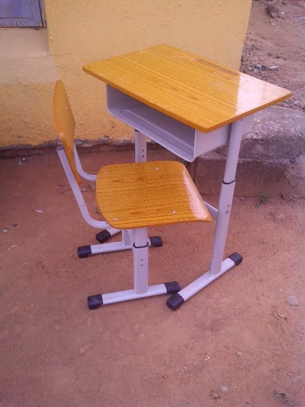 Modern Classroom Chairs ~ Height adjustable modern classroom desks and chairs