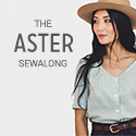 Aster Sewalong
