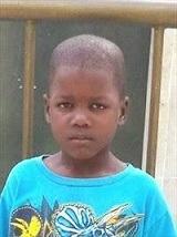 Enmanuel - Dominican Republic (DR-484), Age 7