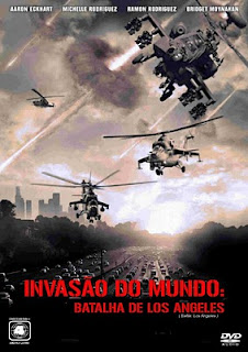Invasão do Mundo: Batalha de Los Angeles BDRip – Dual Áudio