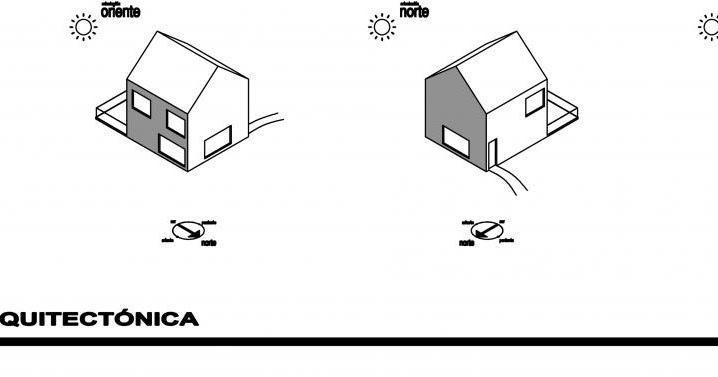 La importancia del asoleamiento en la vivienda - Orientacion de un piso ...