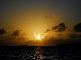 Sunrise in San Andrés