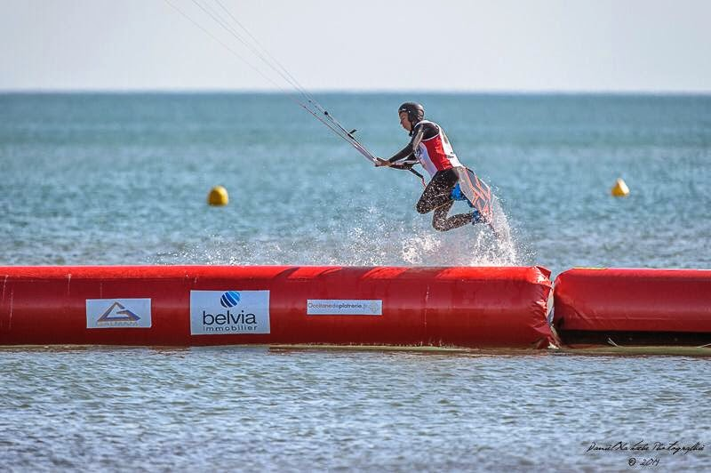 coupe d'Europe Juniors de KITESURF