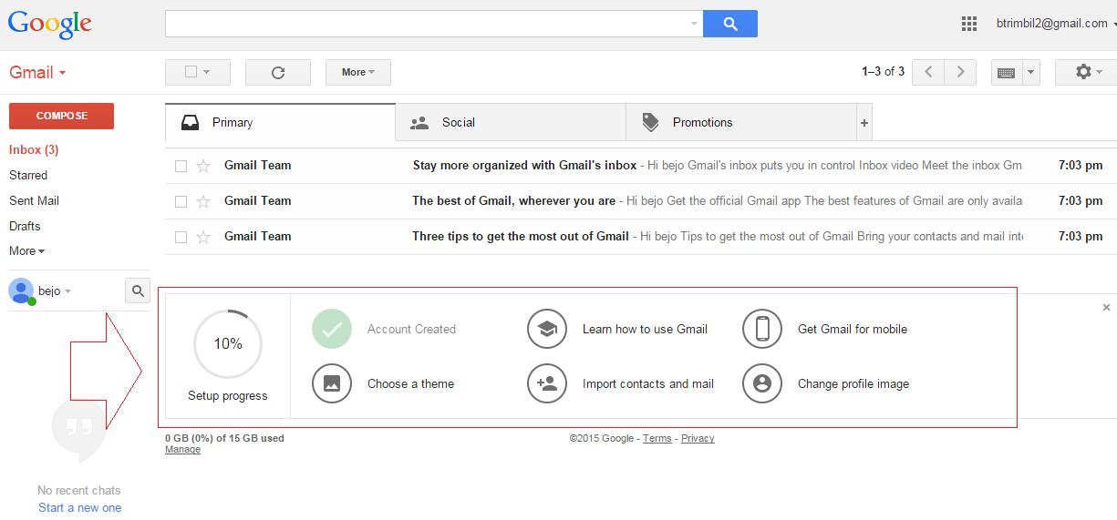 Cara membuat email di gmail dengan mudah   Njo Ngeblog