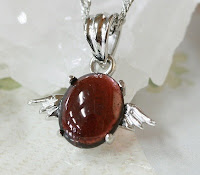 Almandine Garnet Jewelry