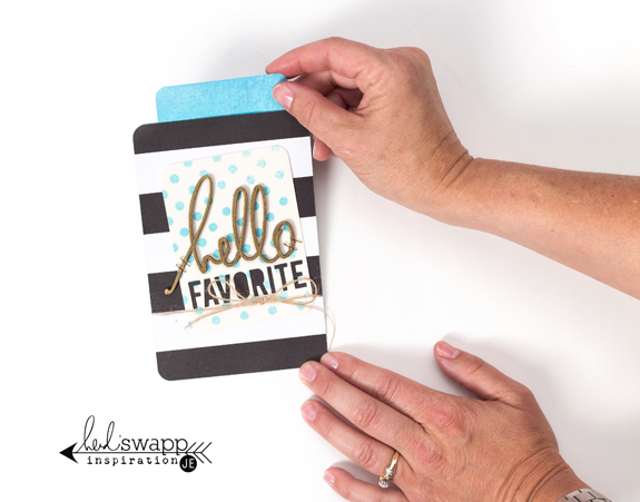 Heidi Swapp Color Magic Project Life Pocket Card @heidiswapp @createoften @beckyhiggins #projectlife #hsprojectlife #colormagic