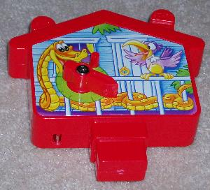 Screwball Scramble timer.