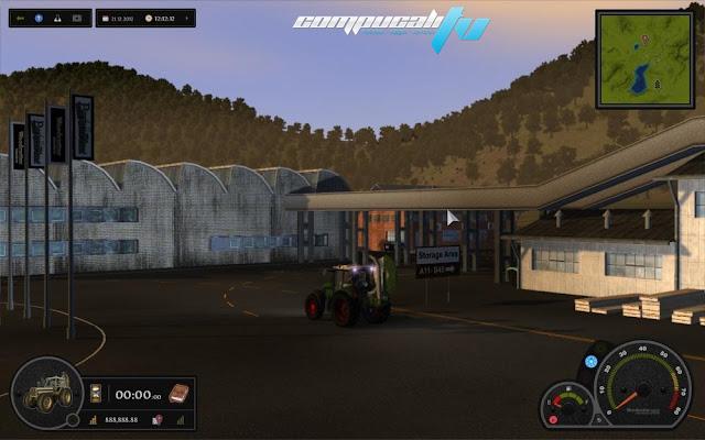 Imagenes Woodcutter Simulator 2013 PC Juego