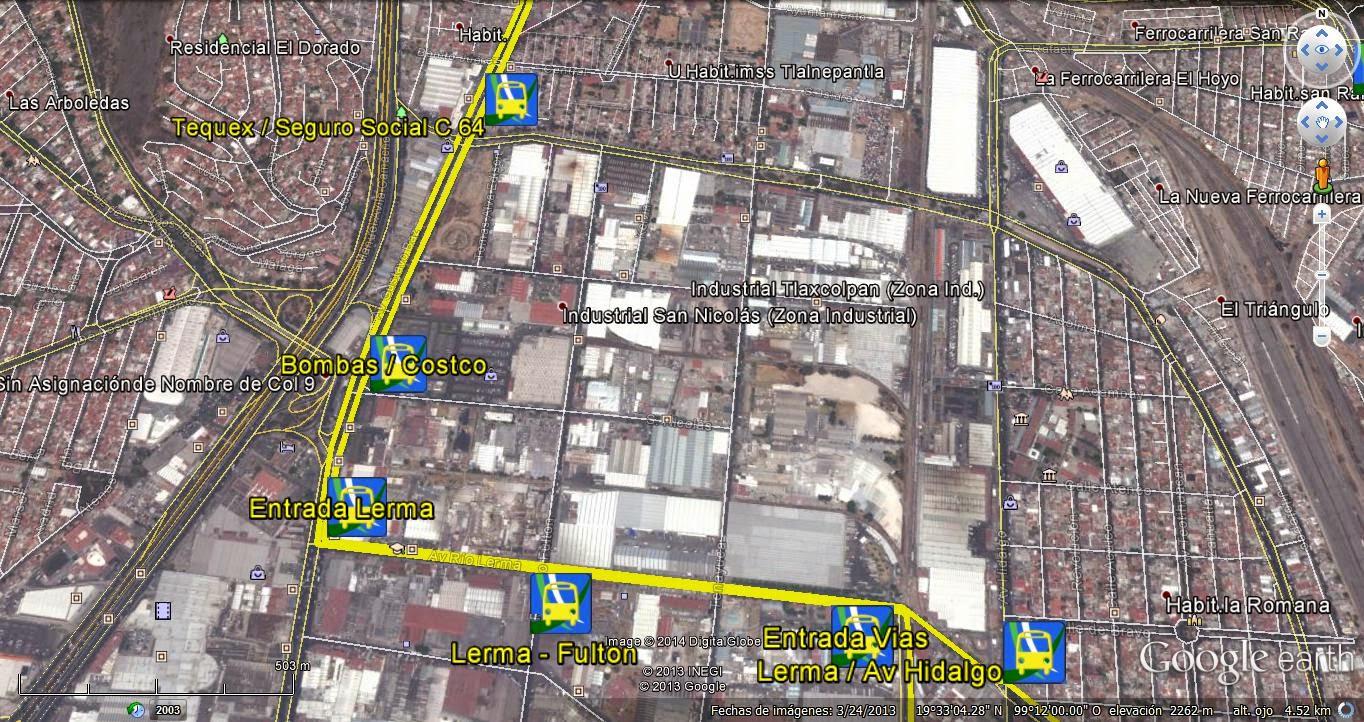 Autobuses México - Tlalnepantla y Puntos Intermedios S.A. de C.V. ...