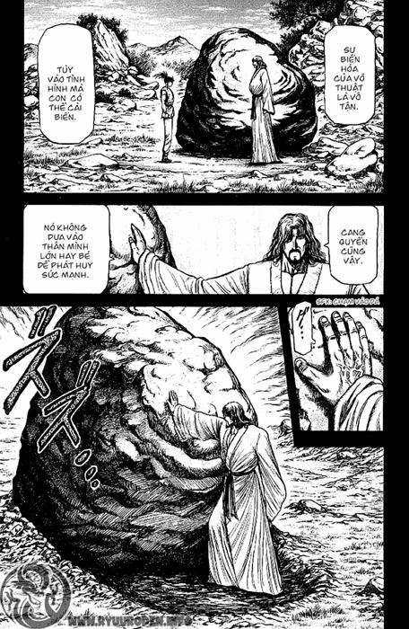 Chú Bé Rồng - Ryuuroden chap 125 - Trang 5