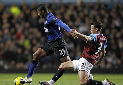 Aston Villa 0 - 1 Manchester United (3)