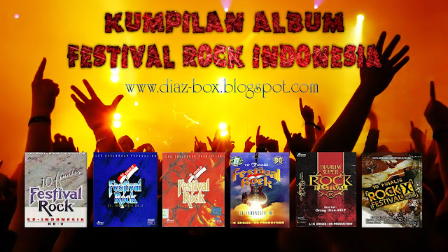 Kumpulan Album Festival Rock Indonesia