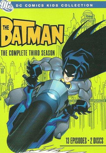 Người Dơi Phần 3 - The Batman Season 3 - 2005
