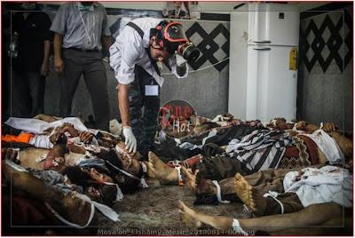 Tragedi Berdarah Mesir 20130814-001