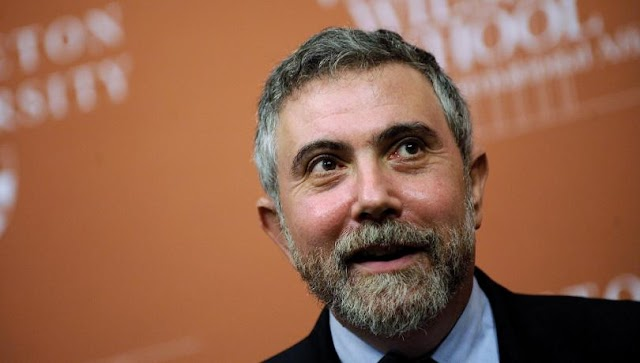 Πολ Κρούγκμαν: Η Ελλάδα πρέπει να ψηφίσει ΟΧΙ