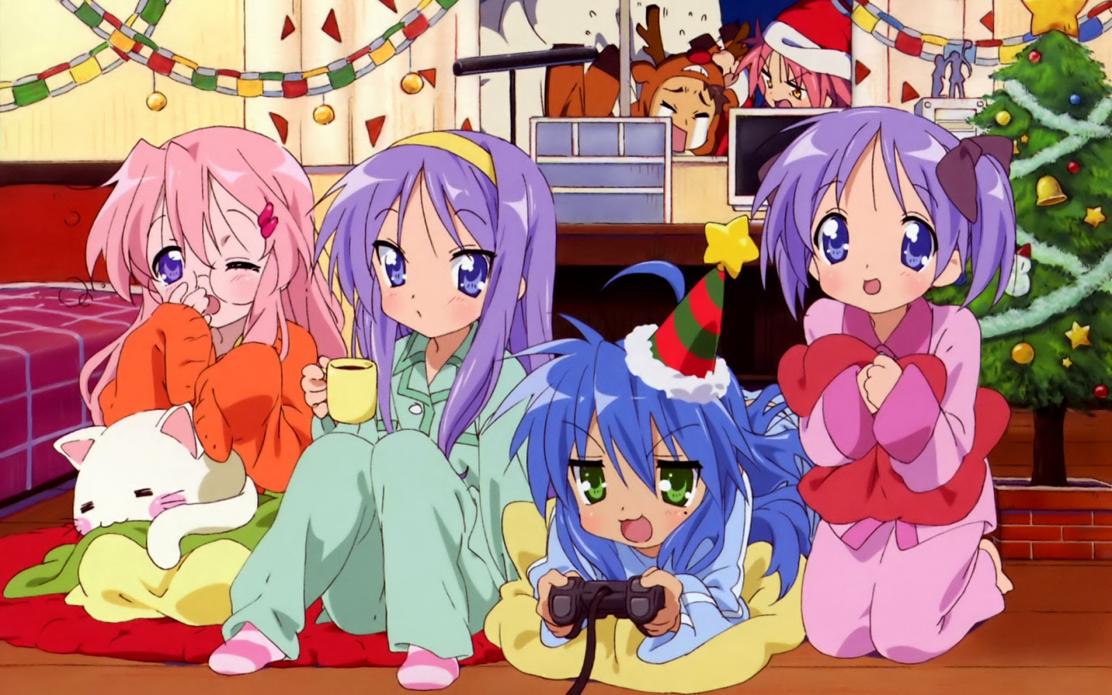 dare to be stupid!: rucky sta! or lucky star for you non weaboos.