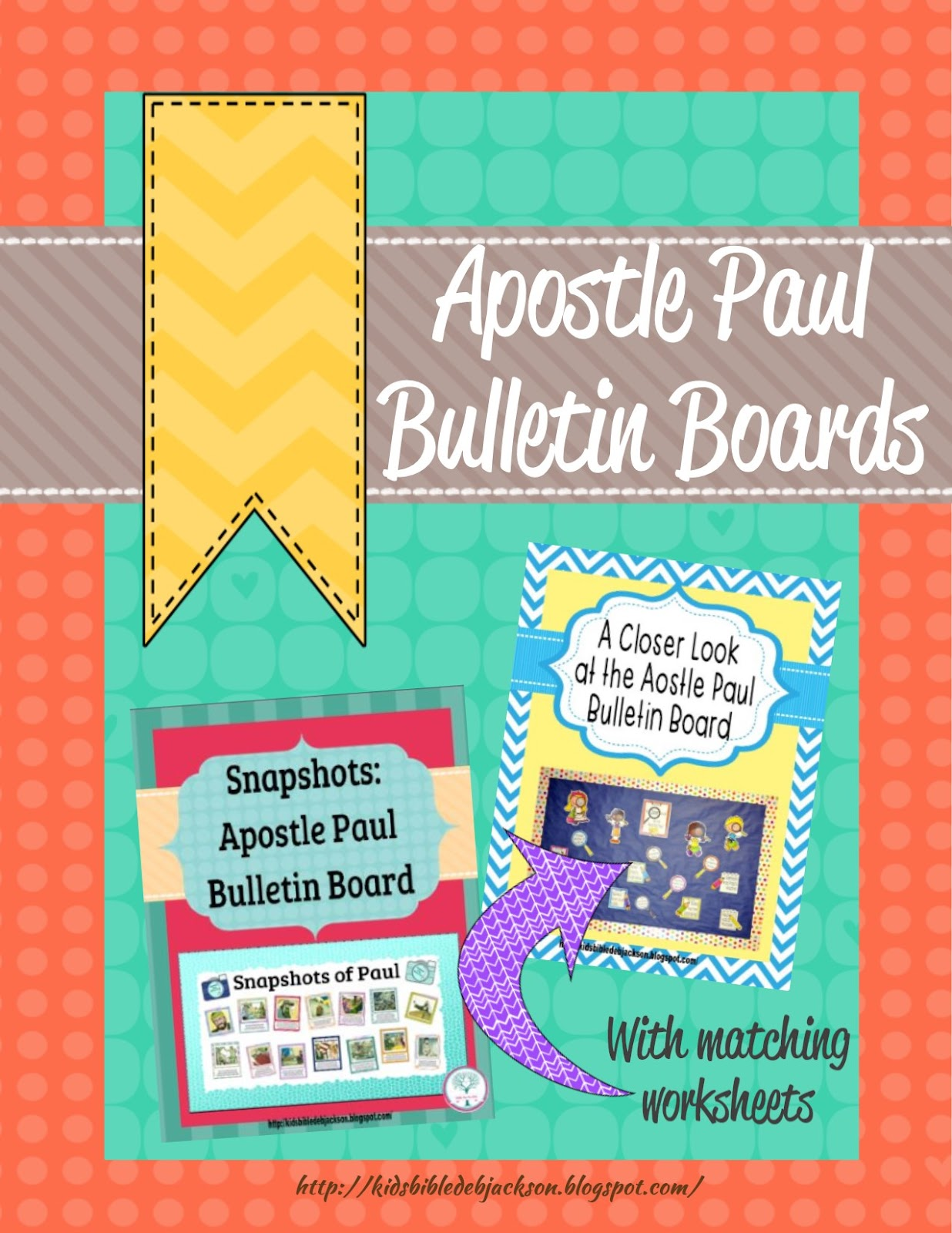 There are two bulletin boards for the apostle paul in thispost they