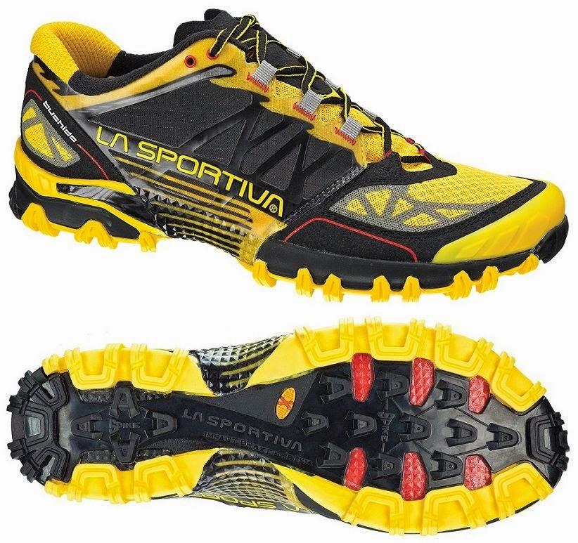Alergare montană. Maraton Piatra Craiului. Pantofi de alergare La Sportiva. La Sportiva Bushido