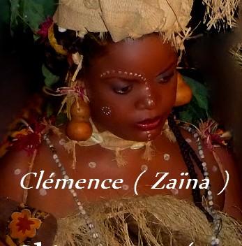 Gabonaise ( coutume bangwoué ) et Camerounaise ( Bassa)